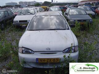 Hyundai Excel 1.3i GS