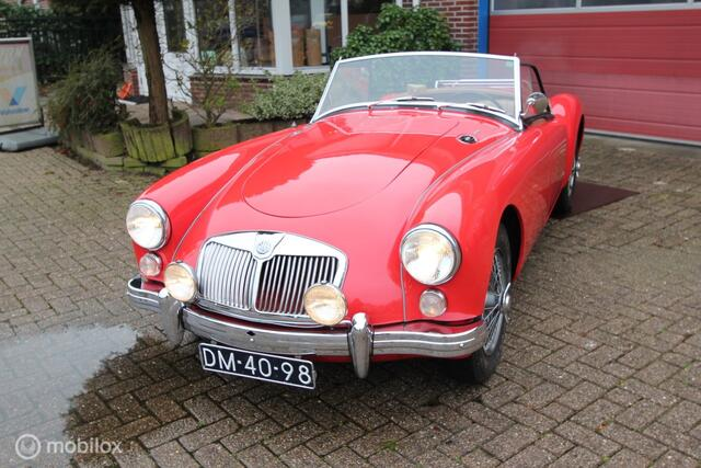 MG Mg A Cabriolet