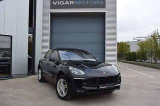 Porsche Macan TURBO Full Full option 1e eigenaar Exclusive