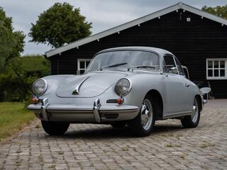 Porsche 356 BT6 Coupe