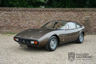 Ferrari 365 GTC/4 Very original, well maintained, Original color scheme, Matching Numbers,