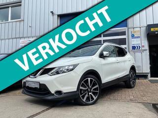 Nissan Qashqai 1.2 Tekna / 360 / Pano / Rijstrook / Keyless / 19 Inch /