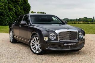Bentley Mulsanne / Massagestoelen / Zetelvent. / 1e Belgische eig.