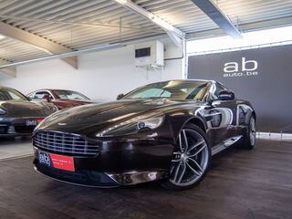 Aston Martin Virage 6.0I V12, AUTOM,  VIRAGE 6.0I V12, BANG OLUFSEN, ELECTR SPORTSEATS