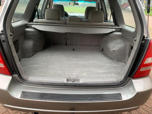 Subaru Forester FORESTER; 2.0 X AWD AUTOMAAT