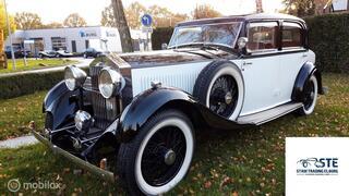 Rolls-Royce Park WARD HP sport 1933