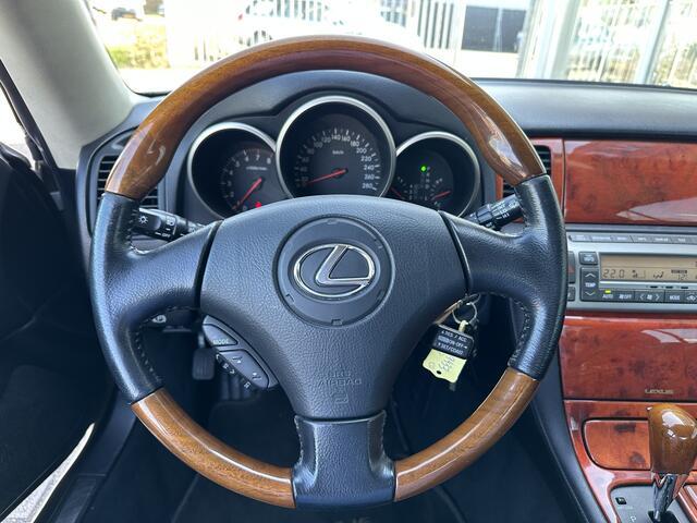 Lexus Sc 430 LEDER,MARKLEVINSON,NAVI