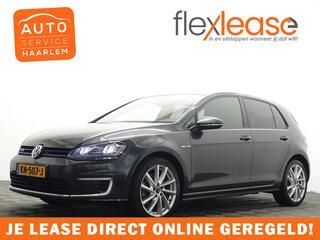 Volkswagen Golf 1.4 TSI 204pk GTE Highline DSG7- Full map Navi, Xenon Led, Stoelverw, Add Cruise