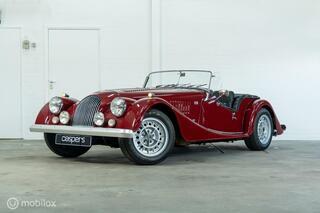 Morgan 3.9 8 V8 2-seater | Burgundy Red |