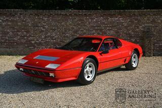 Ferrari 512 BBi European version