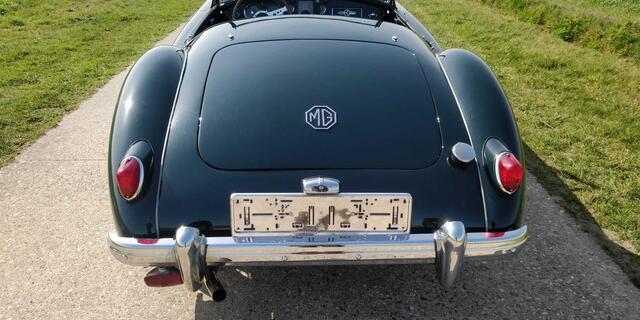 MG MG A LHD Roadster