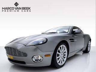 Aston Martin Vanquish V12 5.9 Nw. Prijs FL. 715.000 Topstaat Technisch 100% Uniek