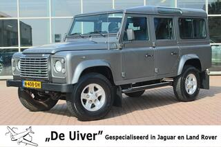 Land Rover Defender 2.4 TD 110 SW XTech Uniek lage km stand