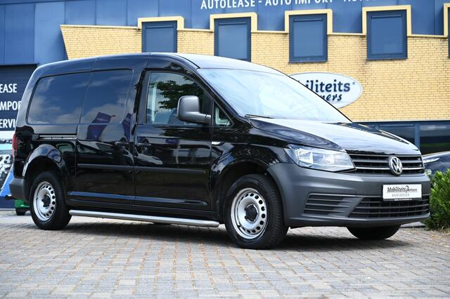 Volkswagen Caddy Color Edition 75PK Navi | PDC | Airco €275 pm