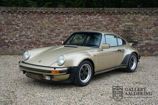 Porsche 911 930 3.0 Turbo Matching numbers, only two owners from new, long term ownership, full service history, revised gearbox and turbo
