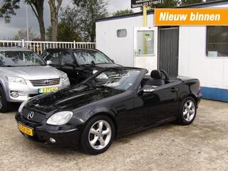 Mercedes-Benz SLK 320 V6 218pk Automaat Leer Airco Nederlandse auto met NAP