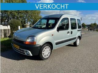 Renault Kangoo 1.2 16V Oasis