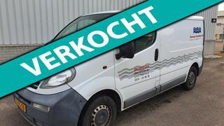 Opel Vivaro 1.9 CDTI L1 H1 airco