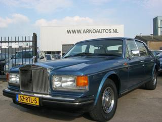 Rolls-Royce SILVER SPIRIT 6.8 OLDTIMER/WEGENBELASTING ¤120,- PER JAAR