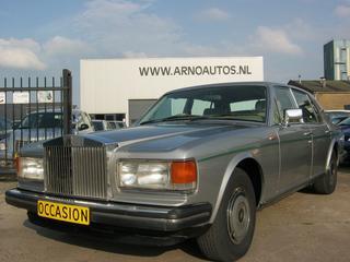 Rolls-Royce Silver SPIRIT 6.8 AUTOMAAT, OLDTIMER/WEGENBELASTING ¤127,- PER JAAR