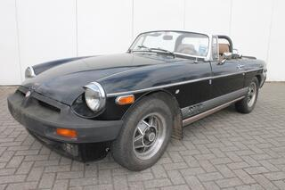 MG B MGB Roadster Limited Edition - Overdrive