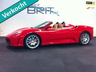 Ferrari 430 4.3 V8 Spider F1