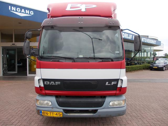 DAF 45 CHASSIS CABINE