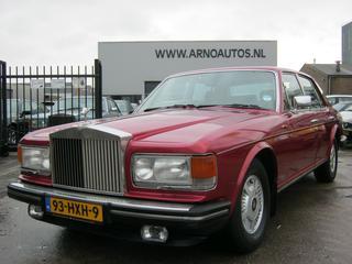 Rolls-Royce Silver SPIRIT 6.8 AUTOMAAT, OLDTIMER