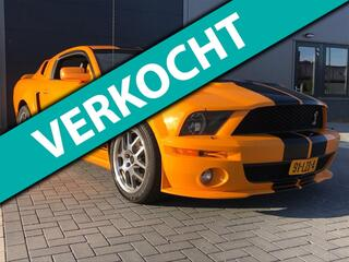 FORD (USA) MUSTANG 5.4 V8 Shelby GT500