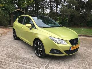 SEAT IBIZA 1.6 Sport, ECC, PDC, Pano, Bi-Xenon, Nieuwstaat!