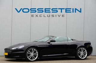Aston Martin DBS Volante 6.0 V12 6-Speed Manual Only 43 worldwide