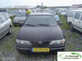 Nissan ALMERA 1.4 LX,export