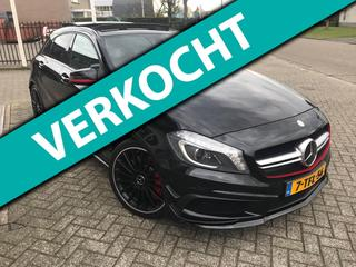 Mercedes-Benz A-KLASSE 45 AMG 4MATIC [bj 2014] A45 Edition 1/ FULL OPTION,NL AUTO