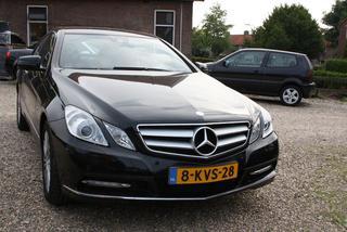 Mercedes-Benz E-KLASSE E 200 CGI