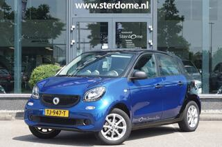 Smart FORFOUR 1.0 BUSINESS SOLUTION AUTOMAAT 71PK Airco Tempomaat Audio