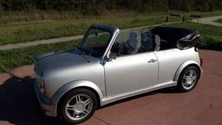 Austin Mini 1000 E