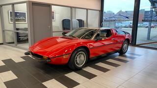 Maserati BORA 4.9 Only 2000 Miles, Totally Original Condition