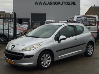 Peugeot 207 1.4-16V XR, AIRCO, ELEK-RAMEN, CENT-VERGRENDELING, RADIO-CD, AIRBAGS, 167.317 KM NAP