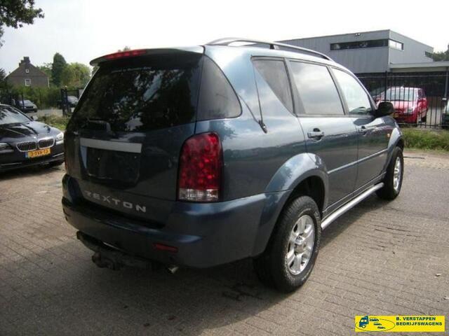Ssangyong Rexton RX 290 2.9TD HR VAN