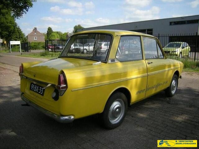 DAF 33 3303 Variomatic 1974