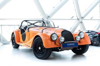 Morgan PLUS EIGHT Rally Edition | Tuned | 5-Link