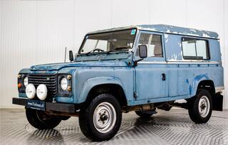 Land Rover DEFENDER 110 2.5 Turbo diesel