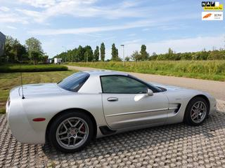 Corvette C5 Chevrolet Z06 405 pk  50th Anniversary 2003