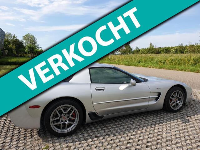Chevrolet Corvette C5 Z06 405 pk  50th Anniversary 2003