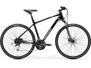 Merida Crossway 100 Metallic Black / Grey 28