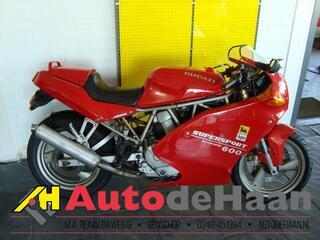 Ducati Sport 600 SS Nuda
