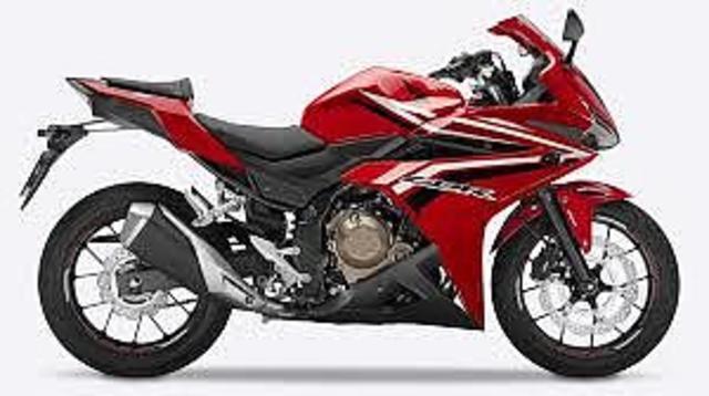 Honda CBR 500 RR CBR