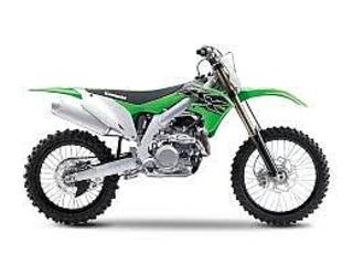 Kawasaki KX 450 F 2019 KXF MOTOCROSS