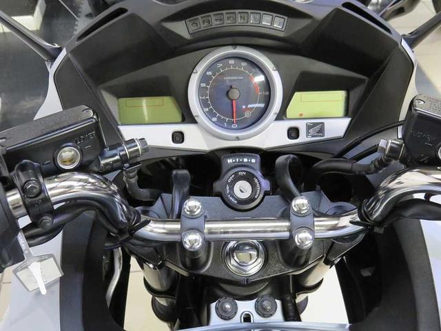 Honda Honda Sport / Touring CBF1000F ABS 2011