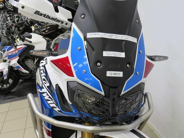 Honda Honda On/Off/Adventure CRF1000 ABS DCT A